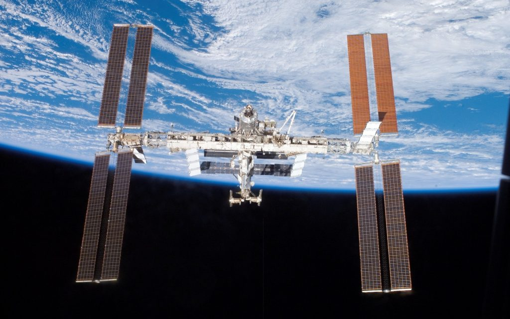 国际空间站space station