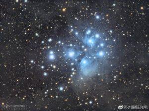 M45昴星团