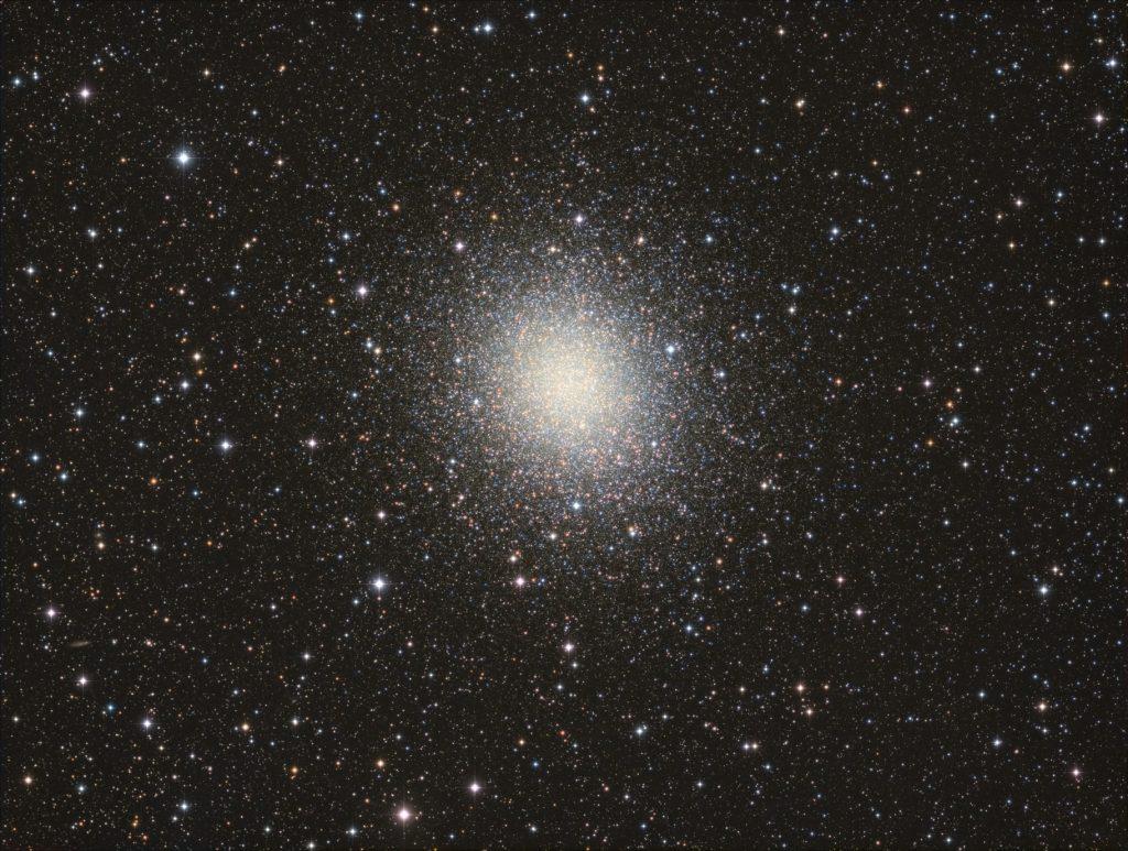 Omega 球状星团 NGC 5139