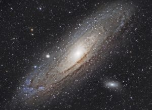 仙女座星系 Messier 31