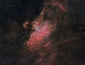 Messier 16 老鹰星云