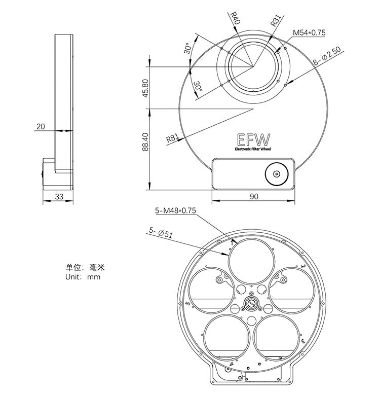 EFW2X5