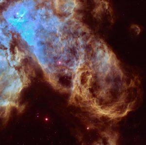 加夫列拉·米斯特拉星云