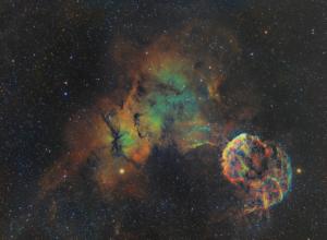 IC 434 水母星云