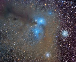 Corona Australis NGC 6729