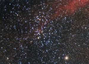 NGC 3532 Football Cluster Wishing Well Cluster