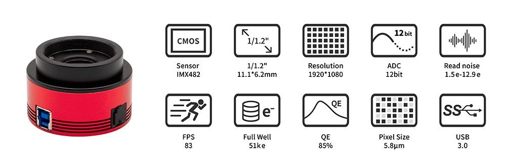 482MC相机参数